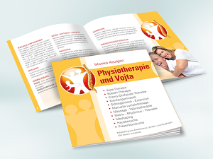 Monika-Keutgen-praxis-Physiotherapie-Vojta-Pelm-imagebroschüre-flyer